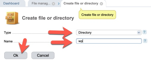 Name Directory ISPmanager
